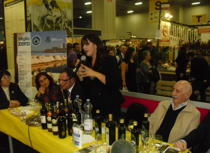 Salone del Gusto di Torino: Grande interesse per le eccellenze gastronomiche e l'olio novello del trapanese