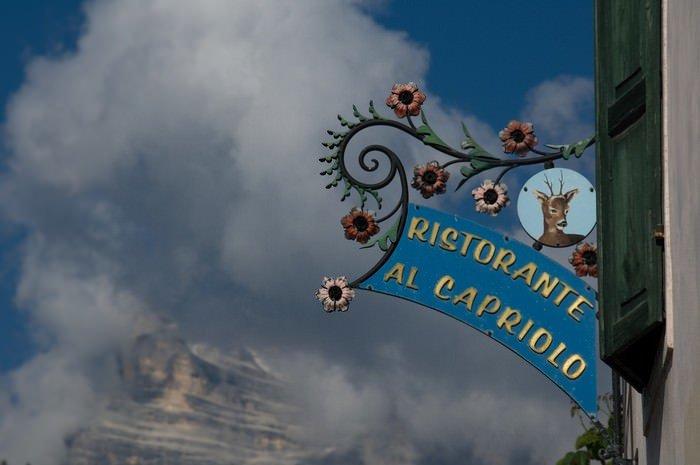 """AltoGusto: I sapori delle Dolomiti al ristorante """"Al Capriolo"""" di Vodo di Cadore (BL)"""