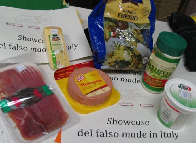"""L'America detiene l'imitazione del 90% dei formaggi """"Made in Italy"""""""