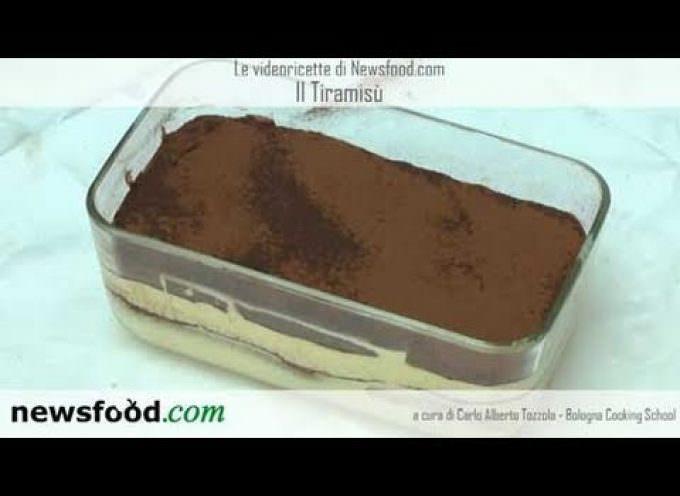 Come si prepara il Tiramisù (videoricetta)