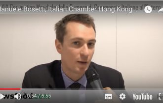 Manuele Bosetti, Italian Chamber Hong Kong & Macao