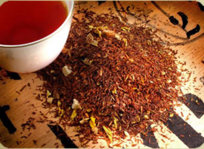 """""""Tè rosso"""": molti antiossidanti, zero caffeina"""
