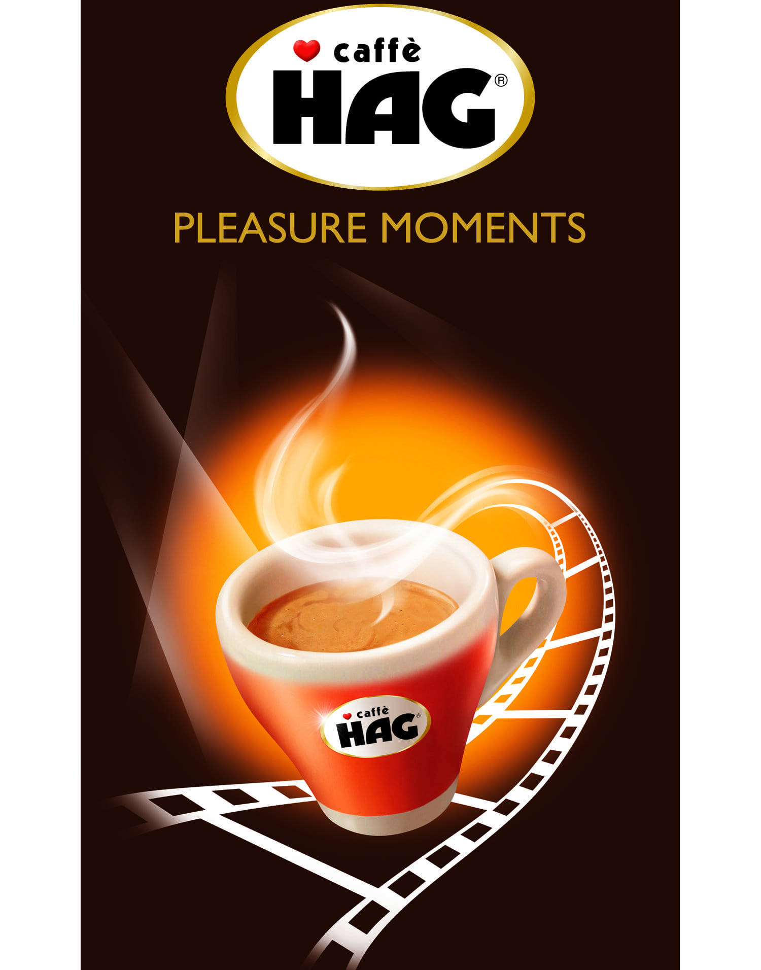 Premio Hag Pleasure Moments: Quando il cinema incontra la musica