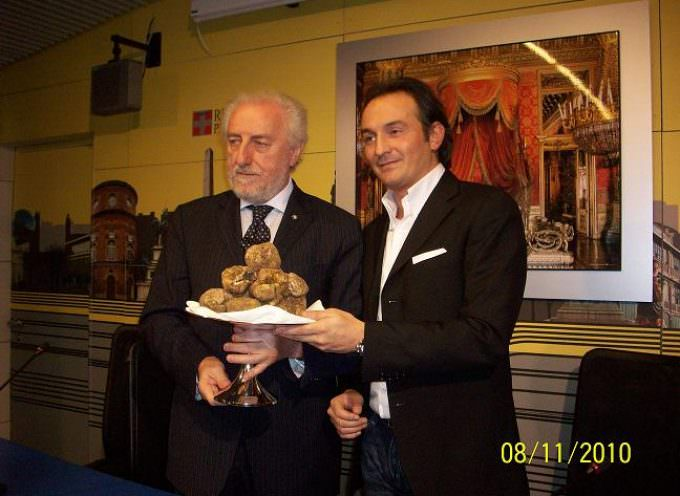 Il Tartufo bianco d'Alba protagonista a Grinzane Cavour e Hong Kong