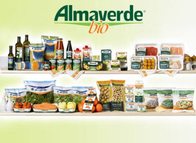 Nuovo spot Almaverde Bio in Tv