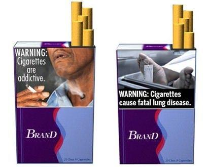 Morti sui pacchetti di sigarette: così gli USA combattono il fumo