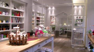 "A Milano apre ""Shop Biancolatte"": Torte, biscotti, caffè, libri di cucina e oggettistica per la casa"