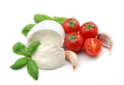 La dieta mediterranea italiana vola all'estero