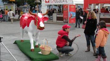 """""""Eurochocolate Swiss"""" ha chiuso i battenti con successo"""