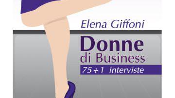 """Luigi De Falco: """"Donne di Business"""" e l'intervista a Clarissa Burt, ex modella e attrice, oggi Presidente della Clarissa Burt Production"""