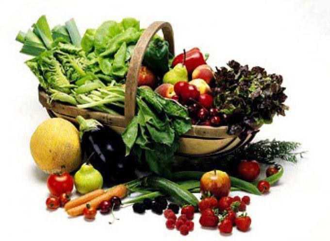 Lombardia terra di salute: nel piatto tanta frutta e verdura