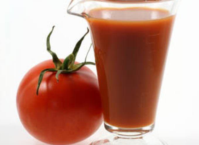 Energy drink? Meglio il succo di pomodoro