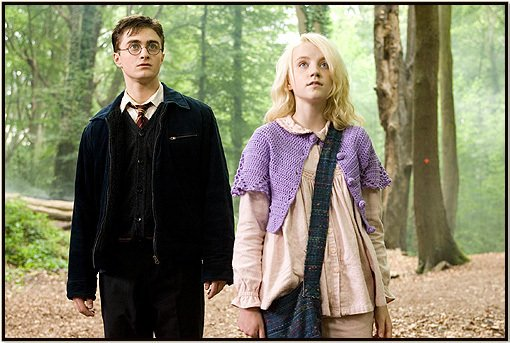 Così Harry Potter sconfisse l'anoressia di Luna Lovegood