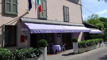 Un Hotel Ristorante nel silenzio del Parco dell'Adda con serate a tema, ed ora anche pizzeria