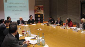 Summit sulle esportazioni del Parmigiano-Reggiano