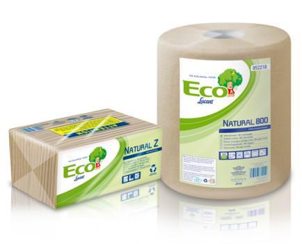Dai contenitori di Tetra Pak è nata Eco Lucart Natural, la prima carta eco-rivoluzionaria