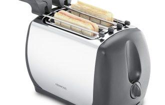 Innovazione, semplicità e design: ecco a voi i tostapane Kenwood