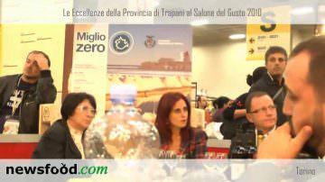 Le Eccellenze della Provincia di Trapani al Salone del Gusto 2010
