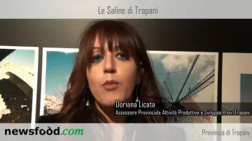 Le Saline di Trapani. Intervista a Doriana Licata, Assessore Provincia di Trapani