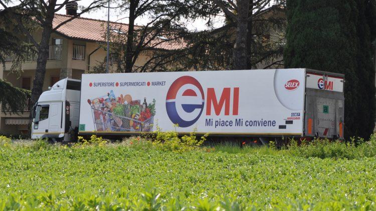 Si inaugura oggi a Civitavecchia (Roma) il primo supermercato EMI nella provincia di Roma