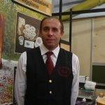 Aziende e imprenditori reggiani al Salone del Gusto di Torino: Luciano Catellani del caseificio di Coviolo