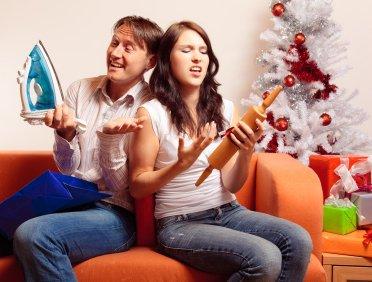 Natale: L'obbligo del regalo rende gli italiani stressati