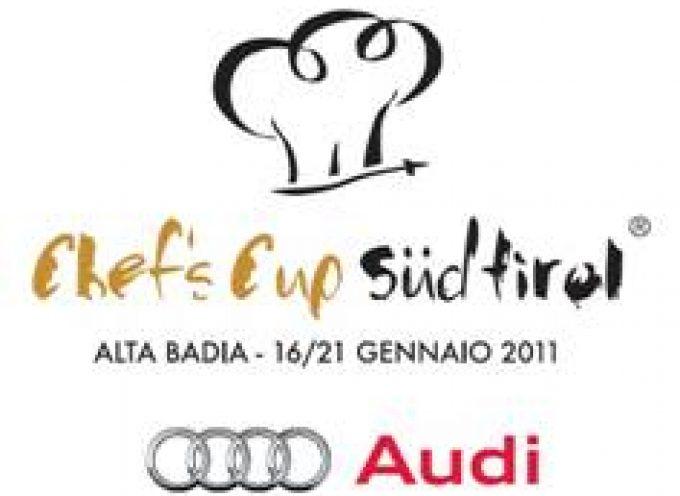 Le donne protagoniste a Chef's Cup Südtirol 2011