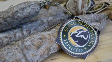 Il Suino Nero di Parma tra le eccellenze tradizionali del nostro territorio