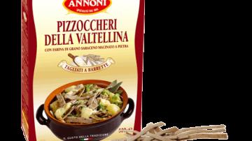 """Il Pastificio Annoni e i suoi """"Pizzoccheri della Valtellina"""""""