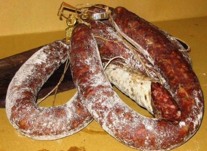 Susianella: si mangia a Viterbo il salume degli Etruschi