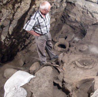 Armenia. 6100 anni fa il vino più antico del mondo