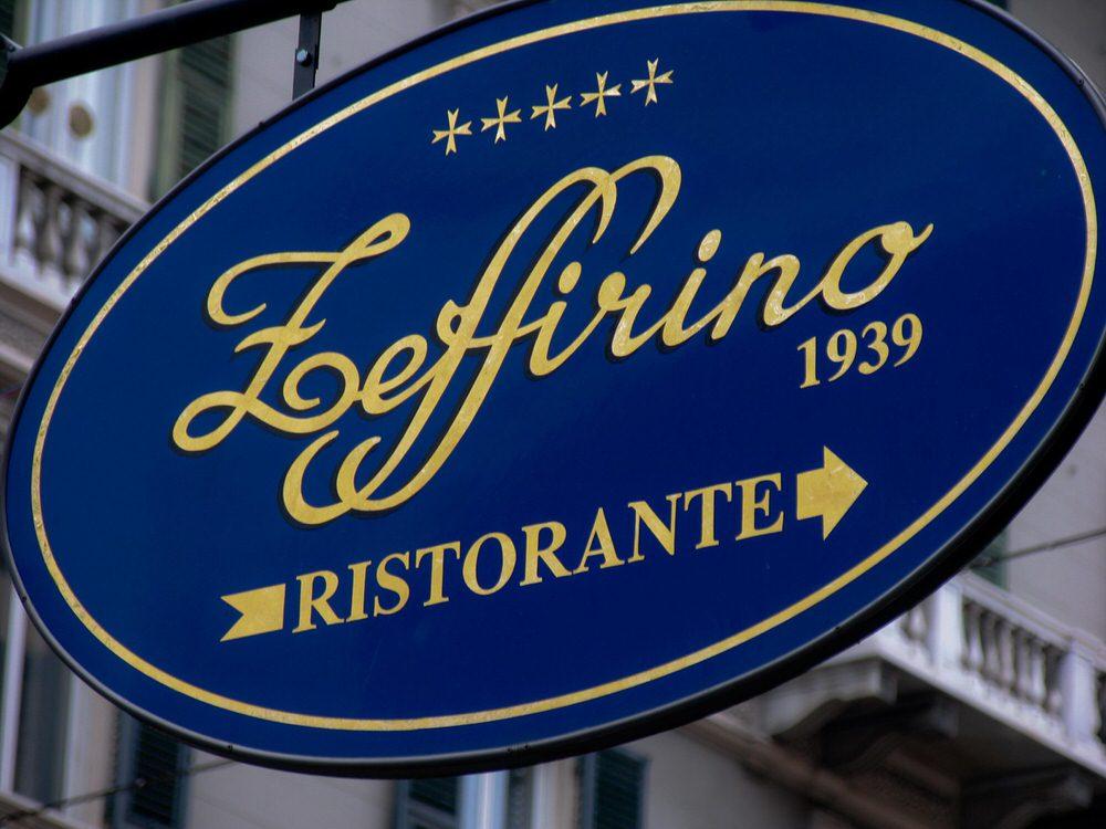 Pesto Day, giornata del Pesto Genovese: Newsfood.com lo festeggia da Zeffirino, a Genova