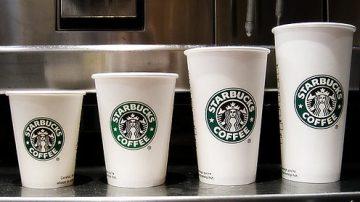 USA. Starbuck offre la Trenta Cup, la tazza con più liquido dello stomaco umano