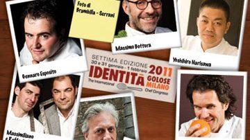 Identità Golose, Winelove e un superbo Risotto per Milano