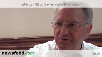 Zeffirino, dal 1939 una famiglia di artisti della cucina italiana