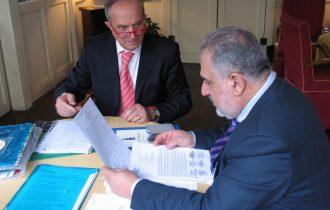 Lino Cauzzi contro Domenico Maria Sannino: chiesti 23 milioni di risarcimento danni