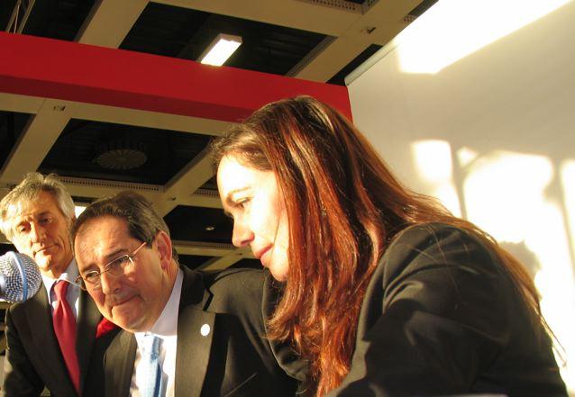 Fruit Logistica 2011: Giancarlo Galan a Piazza Italia: 'Frutta nelle scuole' è un dovere ed un'opportunità per l'agroalimentare italiano