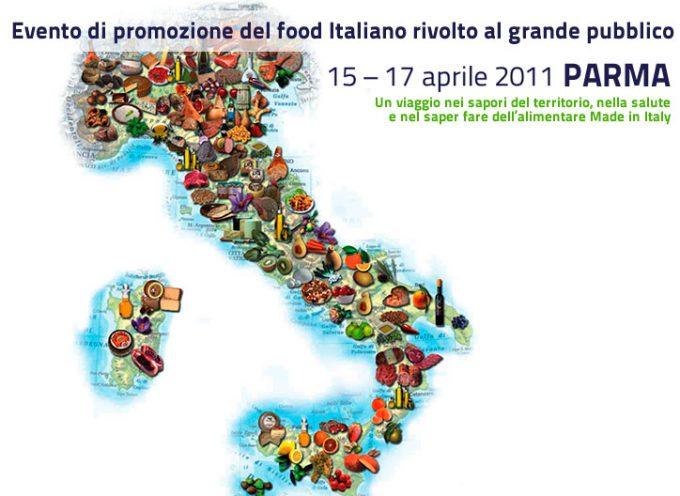 CIBUS TOUR 2011: mangiando si impara, a Parma dal 15 al 17 Aprile