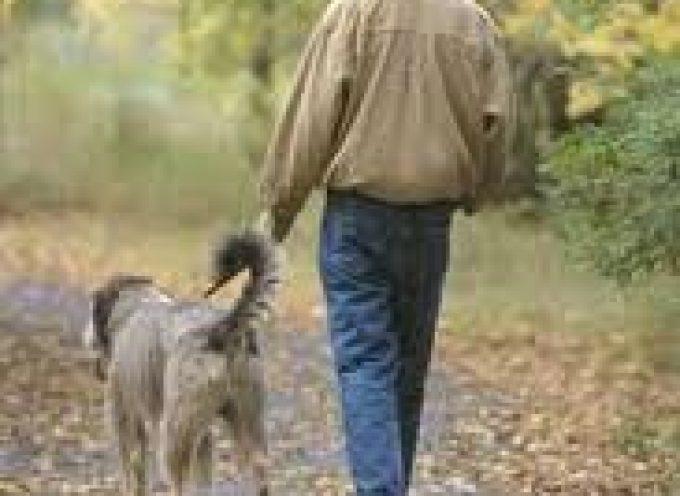 San Valentino: l'uomo col cane è l'uomo più sexy