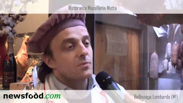 Ristorante Macelleria Motta, il caveau della carne di Bue di razza Fassone Piemontese