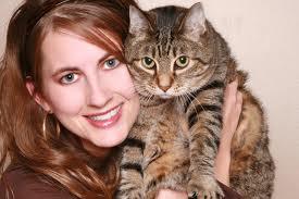 I gatti sono i migliori amici delle donne