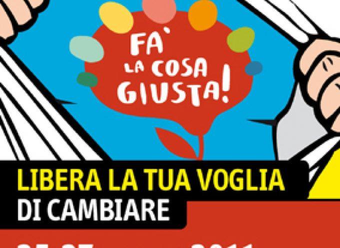 """Il mondo bio della Lombardia a """"Fa' la cosa giusta"""""""