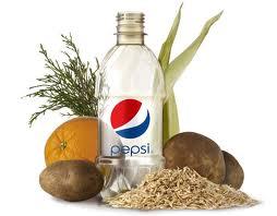 Pepsi pensa verde: in arrivo una bottiglia in materia vegetale