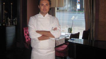 Newsfood.com e gli Chef Tricolore nel Mondo: A Mosca con Luigi Ferraro