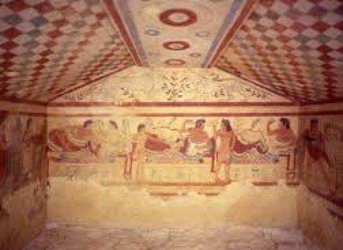 Tarquinia: l'antica Necropoli offre i dolci degli etruschi