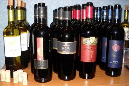 Monreale e Valle dello Jato: La valle, le vigne, i vini
