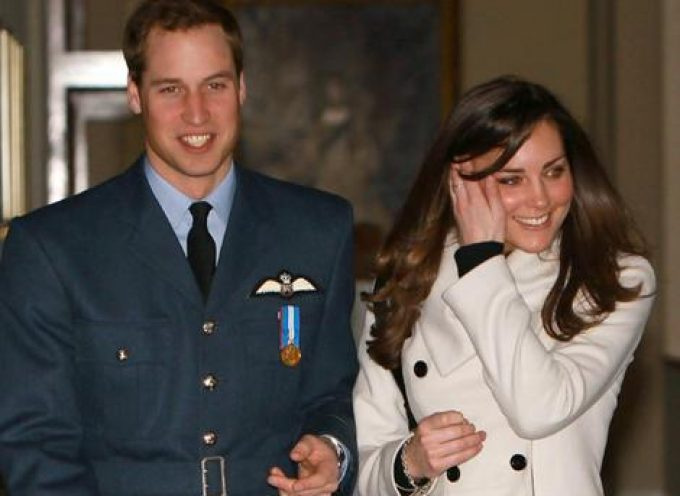 Gran Bretagna. Due torte per le nozze reali di William e Kate