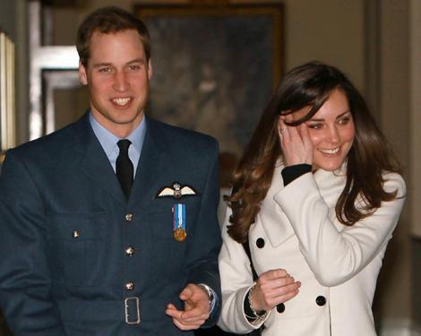 Gran Bretagna. Due torte per le nozze reali di William e Kate
