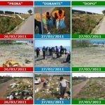 """""""Salento EcoDay"""": Ripuliti in 2 giorni 41 siti diversi"""