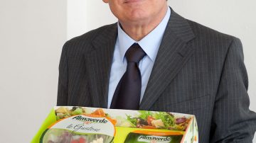 Almaverde Bio: Con una telefonata ricevi sul posto di lavoro un pasto fresco, salutare e bio